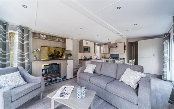 Grote foto mooi chalet te koop bij siblu lauwersoog r 52r caravans en kamperen stacaravans