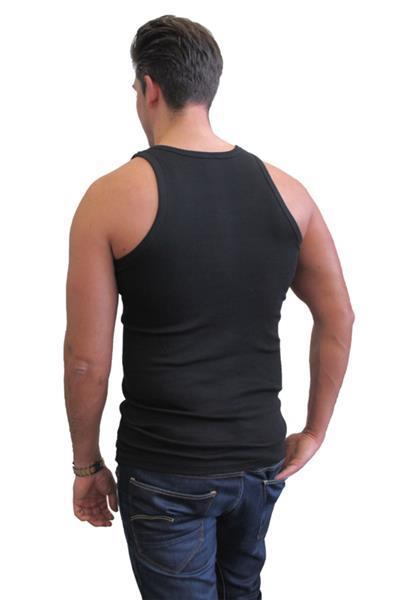 Grote foto 3x naft heren hemd zwart l kleding heren ondergoed