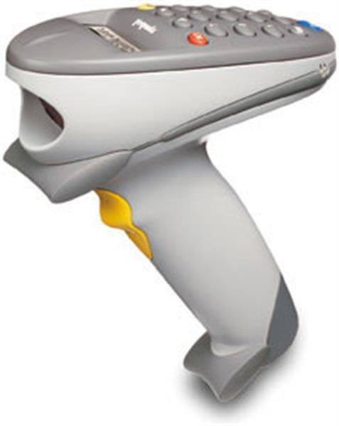 Grote foto symbol phaser p460 barcode scanner 8mb computers en software scanners
