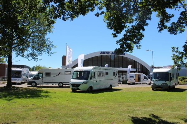 Grote foto consignatie bemiddeling gevraagd marum caravans en kamperen campers