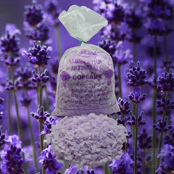 Grote foto marseille zeepvlokken lavendel 1 x 750g sieraden tassen en uiterlijk lichaamsverzorging