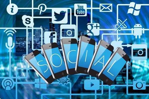 Grote foto scoren met online zichtbaarheid diensten en vakmensen promotie en reclamebureaus