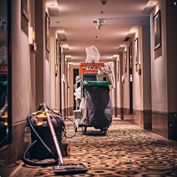 Grote foto schoonmaakbedrijf de haagse spons diensten en vakmensen schoonmakers en glazenwassers