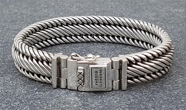 Grote foto buddha to buddha z3uz armbanden zilver sieraden tassen en uiterlijk armbanden voor haar