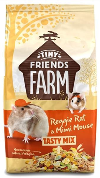 Grote foto supreme reggie rat 850 gr 850 gr dieren en toebehoren knaagdier accessoires