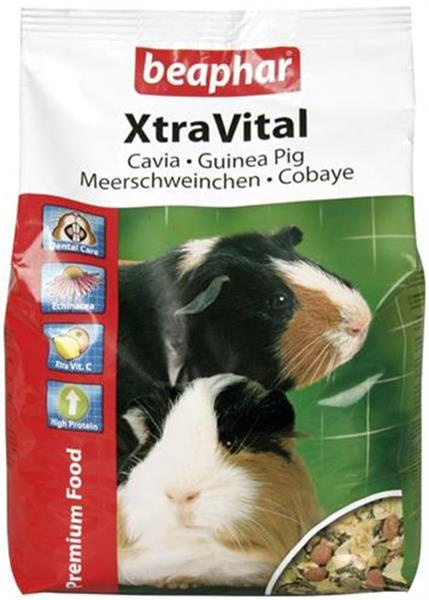 Grote foto xtravital cavia 2 5 kg 2 5 kg dieren en toebehoren knaagdier accessoires