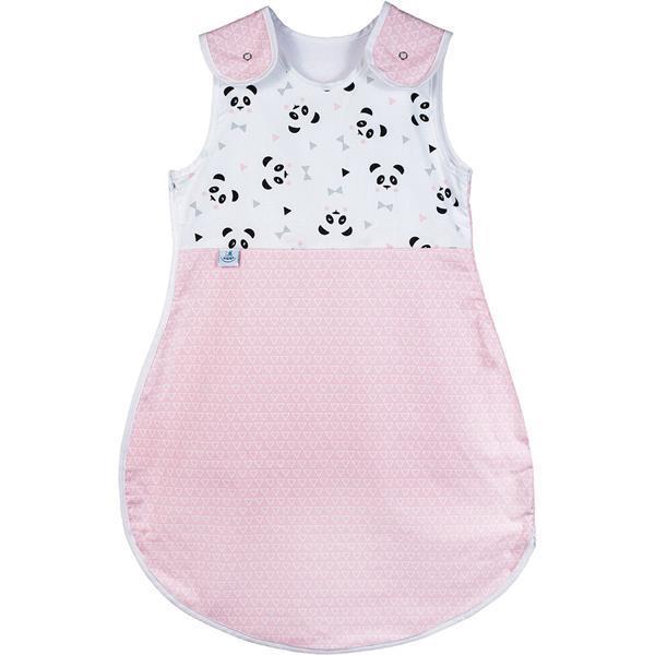 Grote foto bubaba kinder slaapzak zomer panda roze 0 6mnd kinderen en baby overige