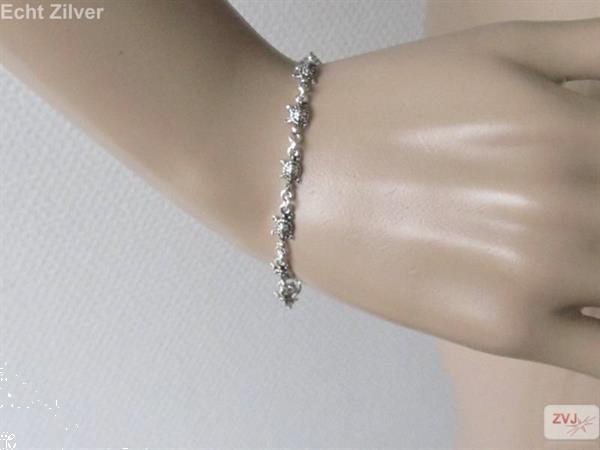 Grote foto zilveren turtle schildpad armband sieraden tassen en uiterlijk armbanden voor haar