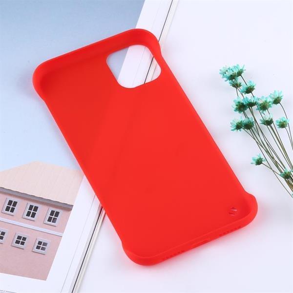 Grote foto anti skidding pc protective case for iphone 11 red default telecommunicatie mobieltjes