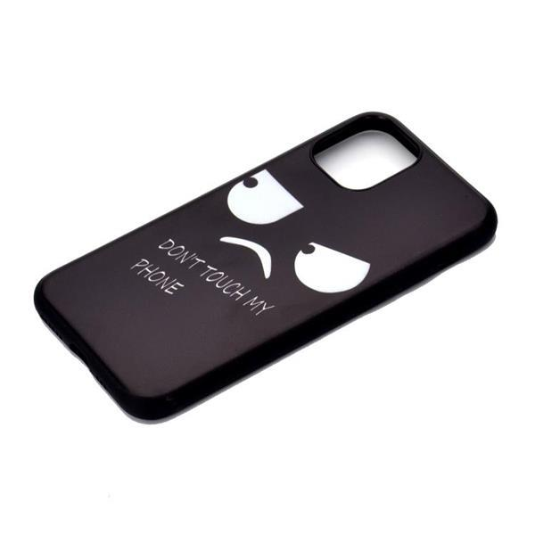 Grote foto for iphone 11 coloured drawing pattern shockproof tpu protec telecommunicatie mobieltjes