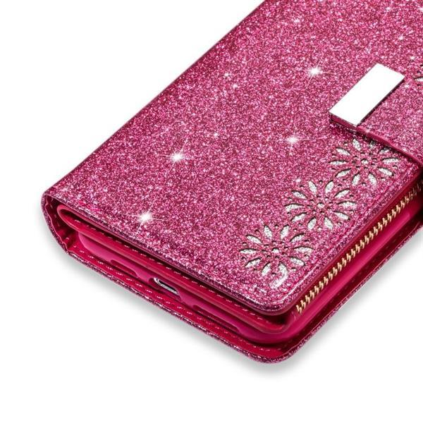 Grote foto for iphone 11 pro multi card slots starry sky laser carving telecommunicatie mobieltjes