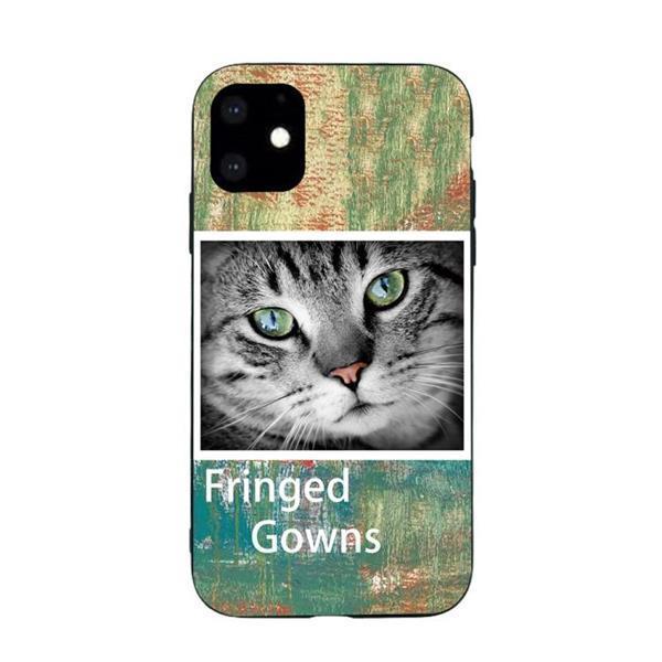 Grote foto for iphone 11 pro painted pattern soft tpu protective case c telecommunicatie mobieltjes