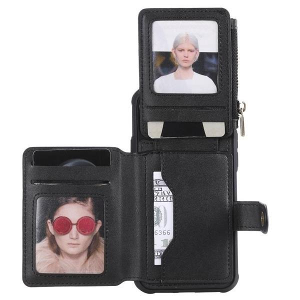 Grote foto for iphone 11 pro zipper shockproof protective case with car telecommunicatie mobieltjes
