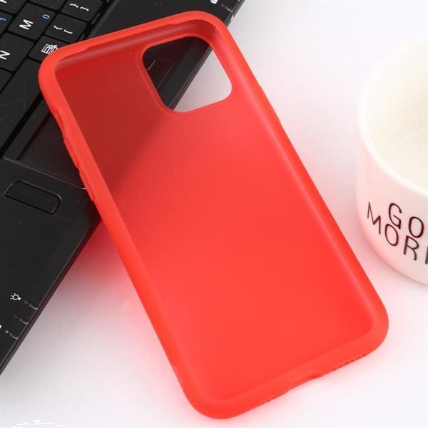 Grote foto for iphone 11 shockproof liquid latex soft protective case r telecommunicatie mobieltjes