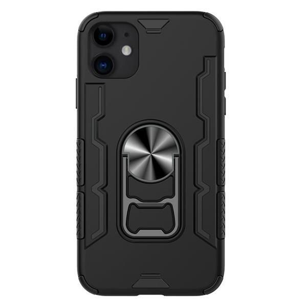 Grote foto for iphone 11 shockproof pc tpu protective case with beer telecommunicatie mobieltjes