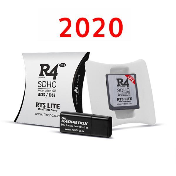 Grote foto r4i sdhc kaart gold en rts 2020 spelcomputers games 2ds en 3ds
