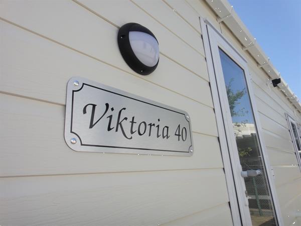 Grote foto viktoria 40 dikke isolatie 10 cm rondom caravans en kamperen stacaravans