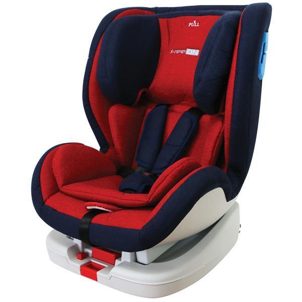 Grote foto autostoel freeon elisa met isofix rood blauw 9 25kg kinderen en baby autostoeltjes