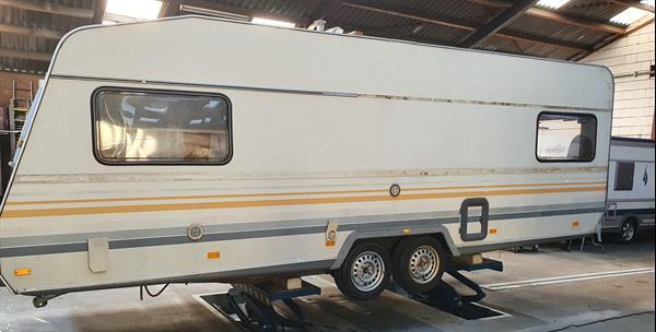 Grote foto maak je caravan klaar voor de winterstop caravans en kamperen overige caravans en kamperen