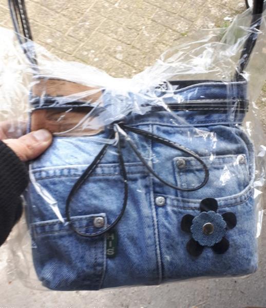 Grote foto 3 nieuwe jeans tassen kleding dames damestassen