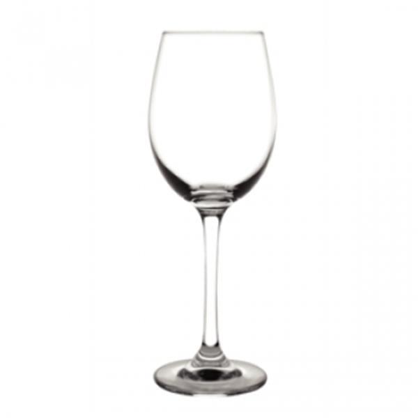 Grote foto olympia modale wijnglazen 6 stuks kristal huis en inrichting servies