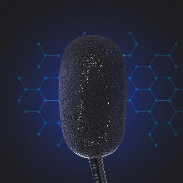 Grote foto mk200 flexible stand mini studio speech microphone 3.5mm plu muziek en instrumenten overige muziek en instrumenten