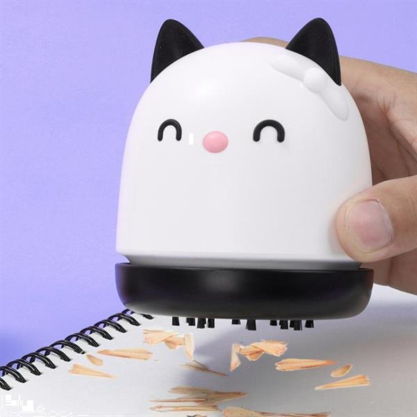 Grote foto student portable handheld cat mini usb rechargeable suction witgoed en apparatuur stofzuigers