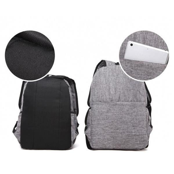 Grote foto universal multi function canvas laptop computer shoulders ba sieraden tassen en uiterlijk rugtassen