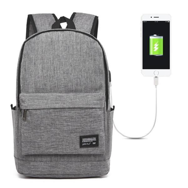 Grote foto universal multi function oxford cloth laptop shoulders bag b sieraden tassen en uiterlijk rugtassen