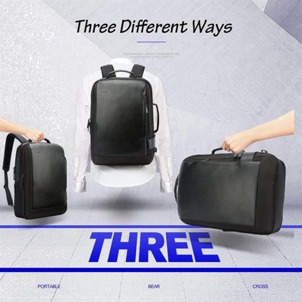 Grote foto bopai 751 006631 large capacity business fashion breathable sieraden tassen en uiterlijk rugtassen