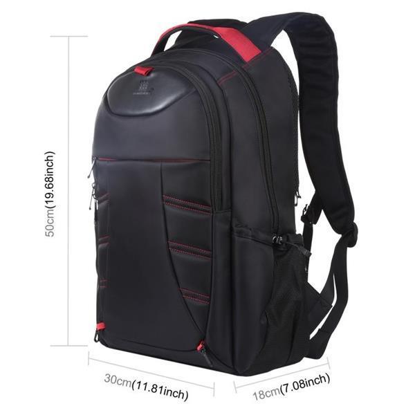 Grote foto haweel foldable removable outdoor portable dual shoulders la sieraden tassen en uiterlijk rugtassen