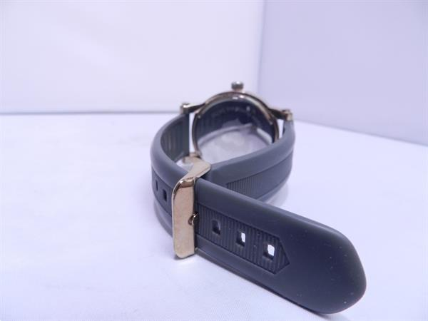 Grote foto loisir dames horloge quartz rubberen band kleding dames horloges