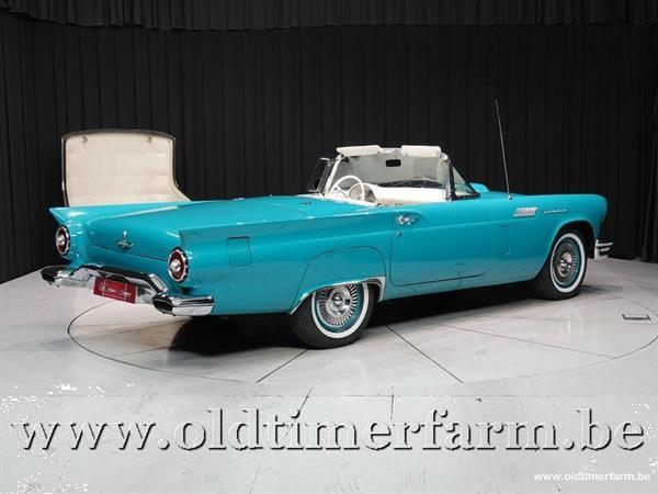Grote foto ford thunderbird 57 auto ford