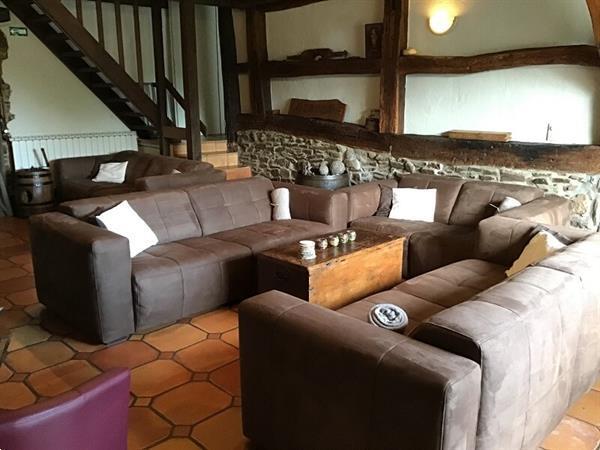 Grote foto romantisch verblijf in vakantiehuis met sauna 2p vakantie belgi