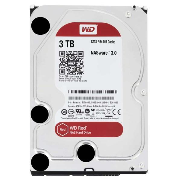 Grote foto hdd wd red 3tb intellipower 64mb sata3 computers en software overige computers en software