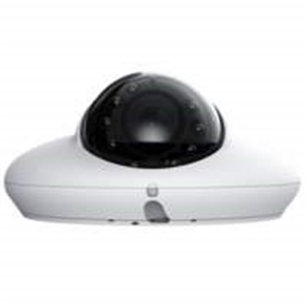 Grote foto ubiquiti uvc g3 dome ip security camera binnen buiten wit audio tv en foto videobewakingsapparatuur