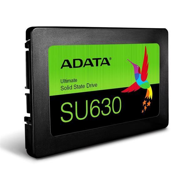 Grote foto ssd adata ultimate su630 2.5inch 240gb 520mb s read 480mb s computers en software overige