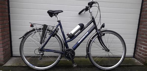 Grote foto tongsheng 36v 350w tsdz2 incl ebike accu fietsen en brommers elektrische fietsen