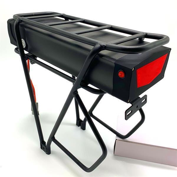 Grote foto tongsheng tsdz2 48v 750w incl 48v 17.5ah bagagedrager acc fietsen en brommers elektrische fietsen