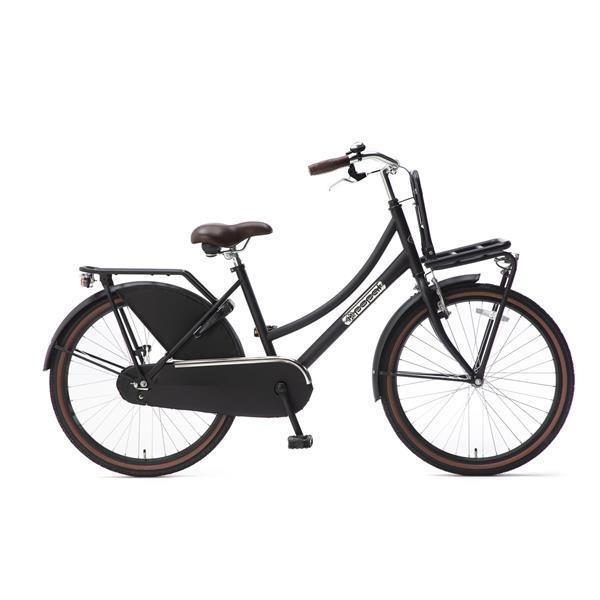 Grote foto popal daily dutch meisjesfiets 26 inch fietsen en brommers kinderfietsen