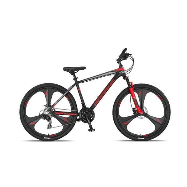 Grote foto umit accrue 27.5 inch mtb hydr.brakes fietsen en brommers mountainbikes en atb