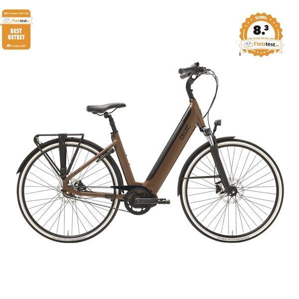 Grote foto qwic premium i mn7 belt fietsen en brommers elektrische fietsen