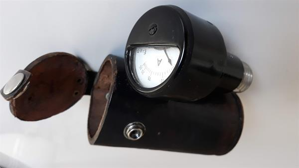 Grote foto groeps amperemeter doe het zelf en verbouw meetapparatuur