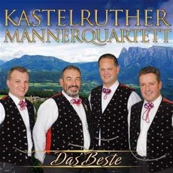 Grote foto kastelruther m nnerquartett das beste muziek en instrumenten cds minidisks cassettes