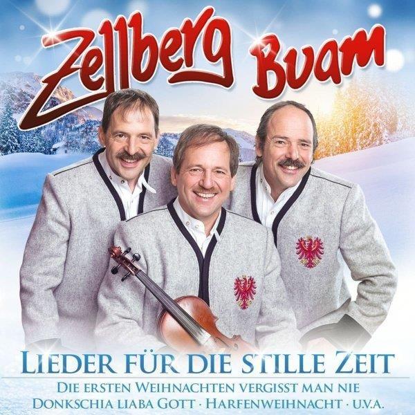 Grote foto zellberg buam lieder fur die stille zeit cd muziek en instrumenten cds minidisks cassettes