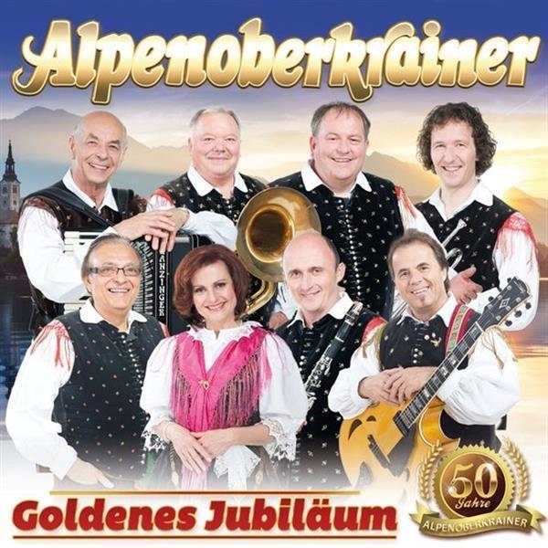 Grote foto alpenoberkrainer goldenes jubil um cd muziek en instrumenten cds minidisks cassettes