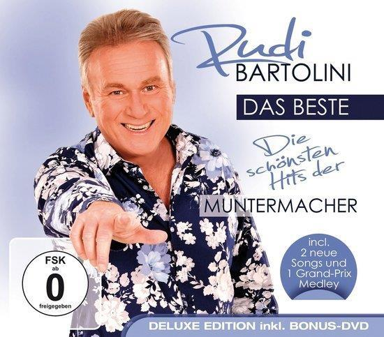 Grote foto rudy bartolini das beste sch nsten hits cd dvd muziek en instrumenten cds minidisks cassettes