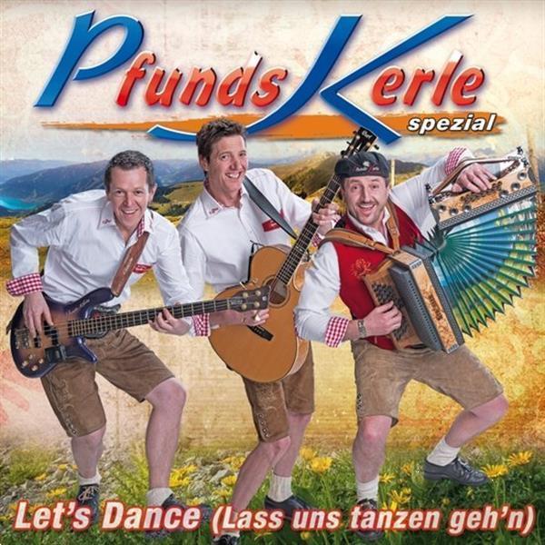 Grote foto pfunds kerle let dance lass uns tanzen geh n cd muziek en instrumenten cds minidisks cassettes