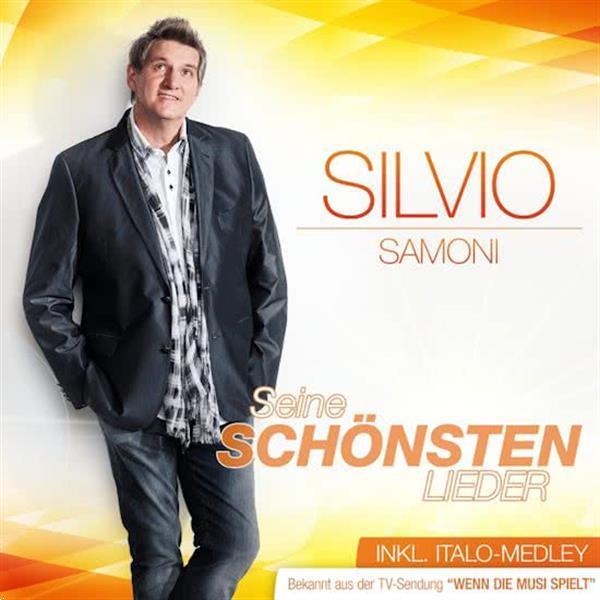 Grote foto silvio samoni seine sch nsten lieder muziek en instrumenten cds minidisks cassettes