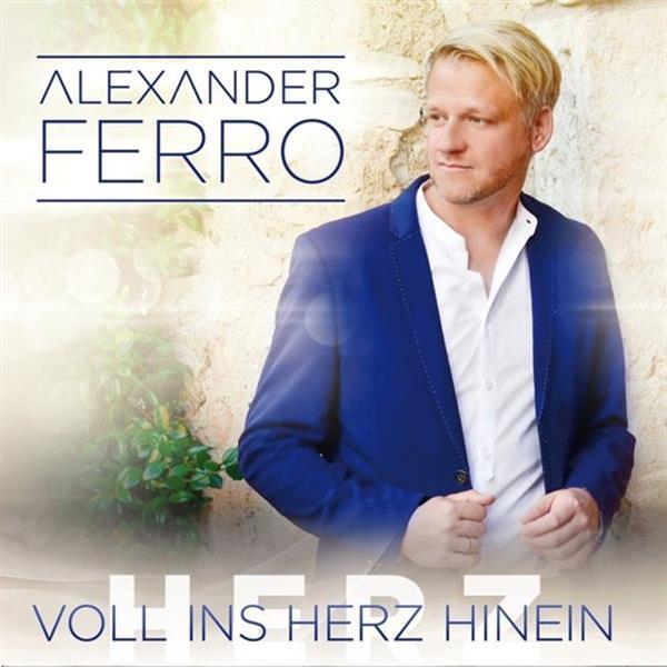 Grote foto alexander ferro voll ins herz hinein muziek en instrumenten cds minidisks cassettes